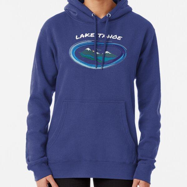 Lake Tahoe Vacation Souvenir Pullover Hoodie