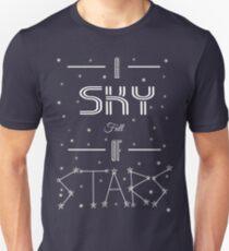 A Sky Full Of Stars + stars T-Shirt