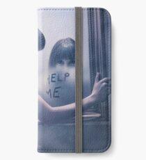 Help Me iPhone Wallet/Case/Skin