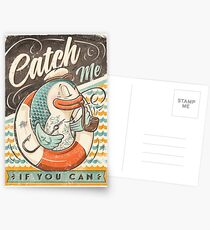 Catch Me If You Can Postcards
