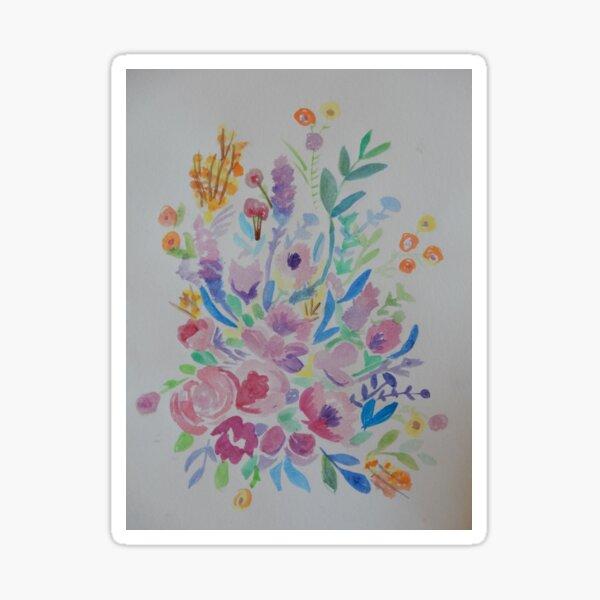 Floral Bundle Sticker