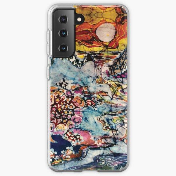 Earth Water Sky Samsung Galaxy Soft Case