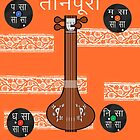 Tanpura by sriarts