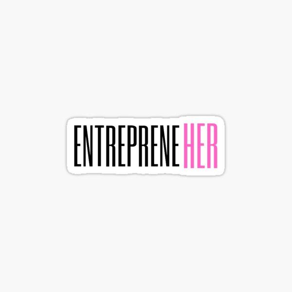 entrepreneher Sticker
