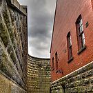 Fortress Passage by Sue  Cullumber