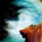 beginnings...... ancient land & water spirits #5 by banrai