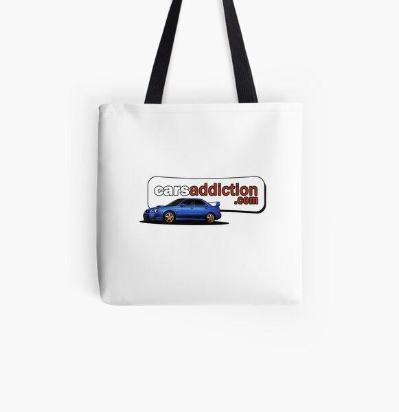 CarsAddiction.com All Over Print Tote Bag