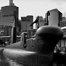 Submarine  by Ray Yang