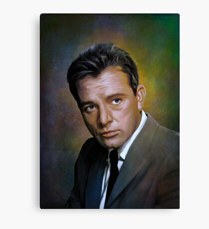 Richard Burton Canvas Print