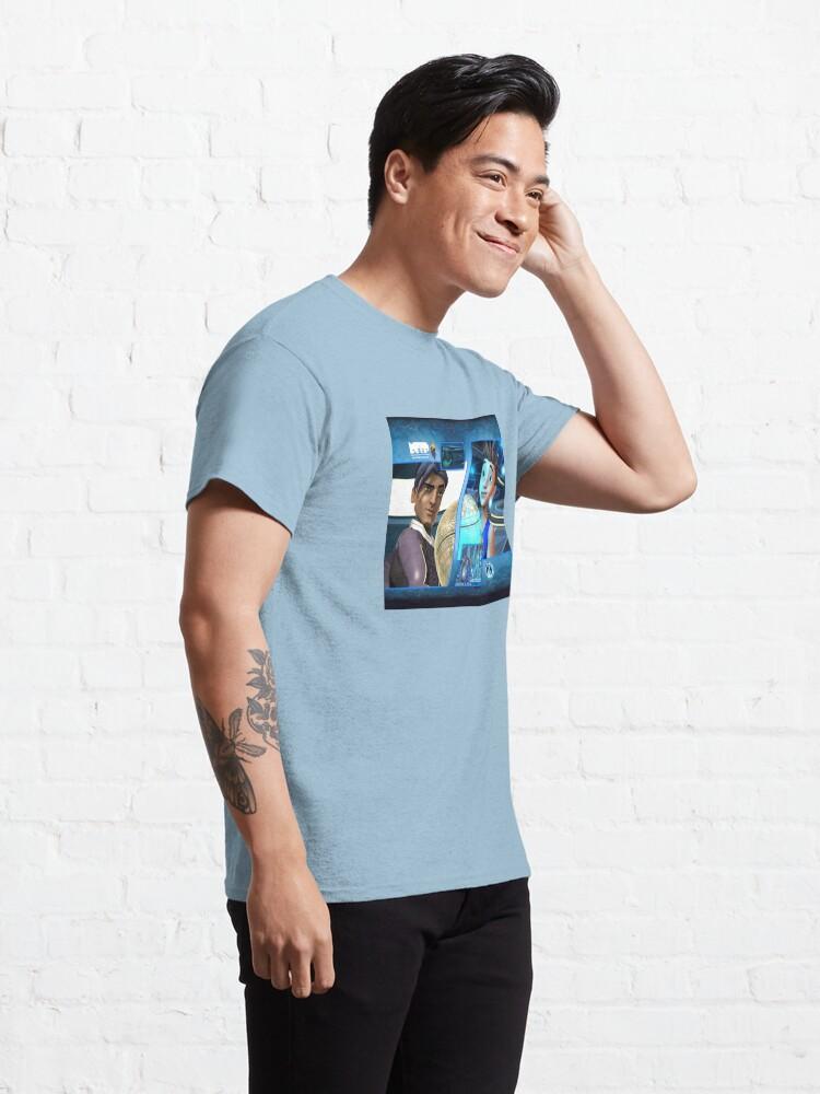 Alternate view of The Deep - Nekton Family Classic T-Shirt