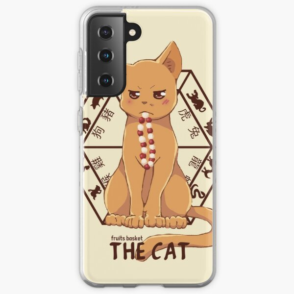 Kyo the cat Samsung Galaxy Soft Case