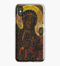 The Black Madonna iPhone Case/Skin