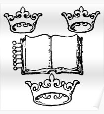 KING OF BOOKS Poster