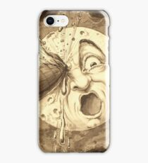Trip to the Moon iPhone Case/Skin