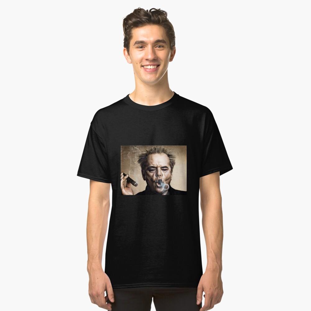 Jack Nicholson Camiseta clásica
