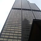 sears tower by cyanne123