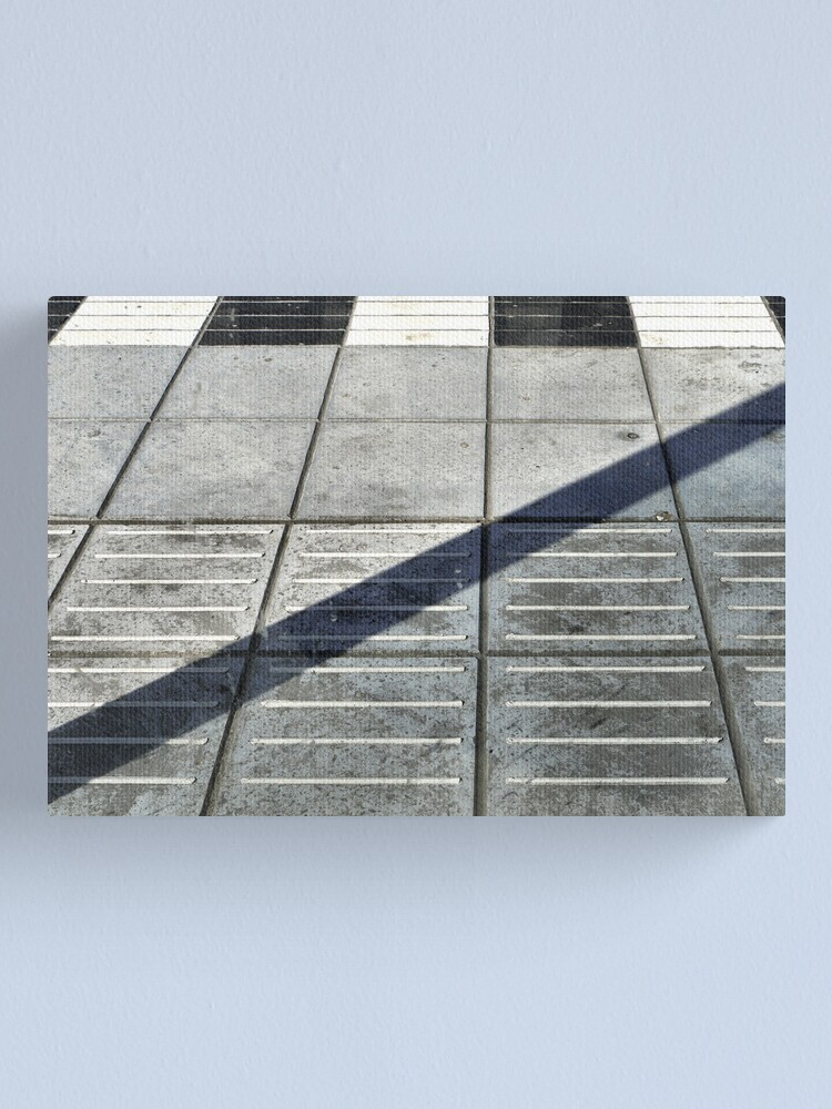 Alternate view of Bus stop (1) Canvas Print