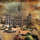 George Square -Glasgow 1900 y by andy551
