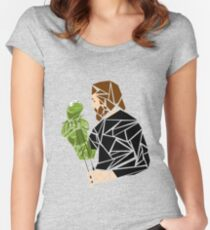 The Muppet Master Women's Fitted Scoop T-Shirt