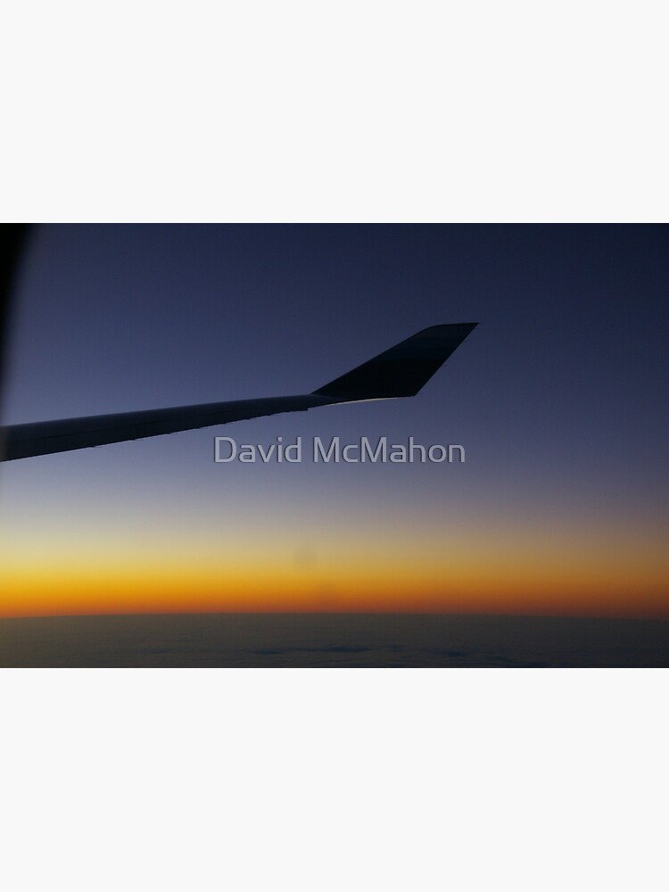 Dawn Over The Pacific by davidmcmahon