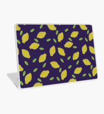 Lemons and leaves Laptop Skin