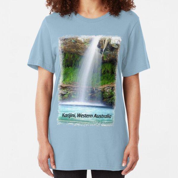 Karijini, Western Australia Slim Fit T-Shirt