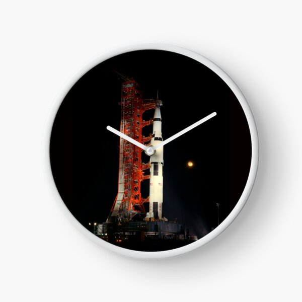 Apollo XII - Countdown Demonstration Test Clock