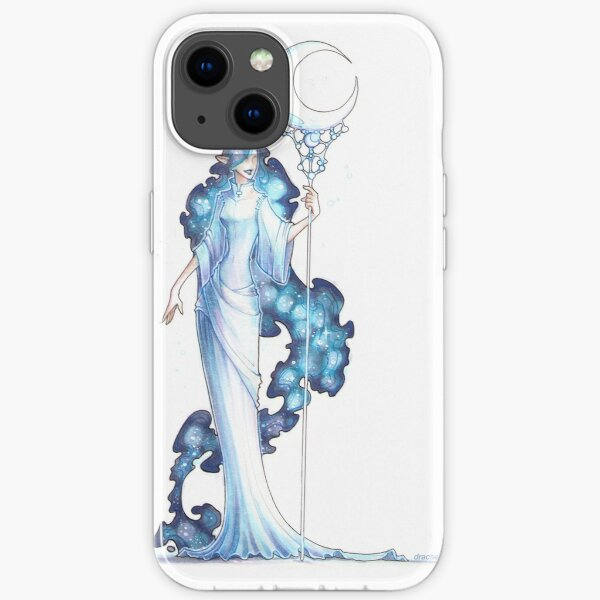 moon mage iPhone Soft Case
