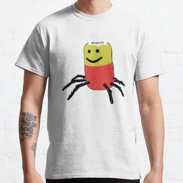 Meme Despacito Roblox T Shirts Redbubble