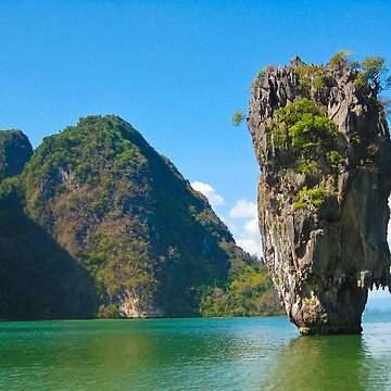 James Bond Island by timtopping