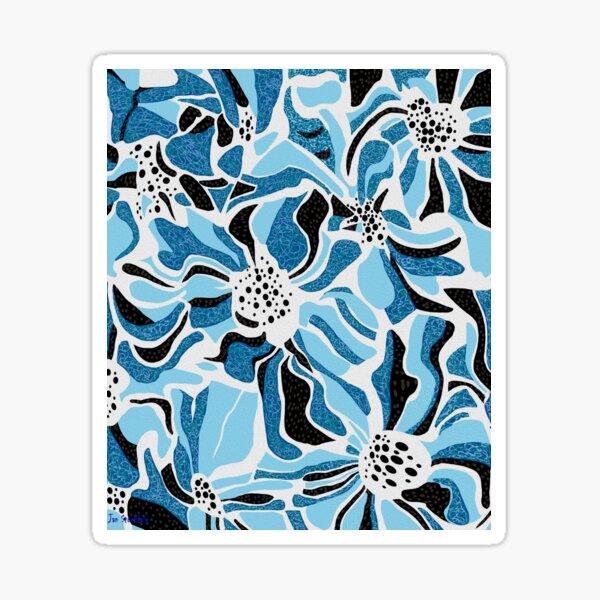 Petals 4 Sticker