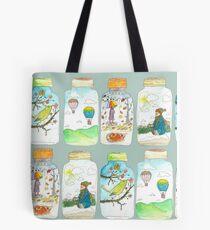 Season in the jar Tote Bag