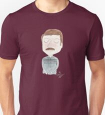 Parks and Recreation - Ron Swanson T-Shirt