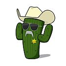 Cactus Sheriff by Adam1991