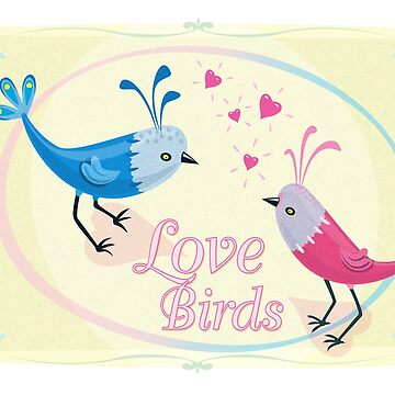 Lovebirds by KenRinkel