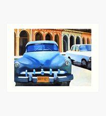 Havana....particular HFF 127 Art Print