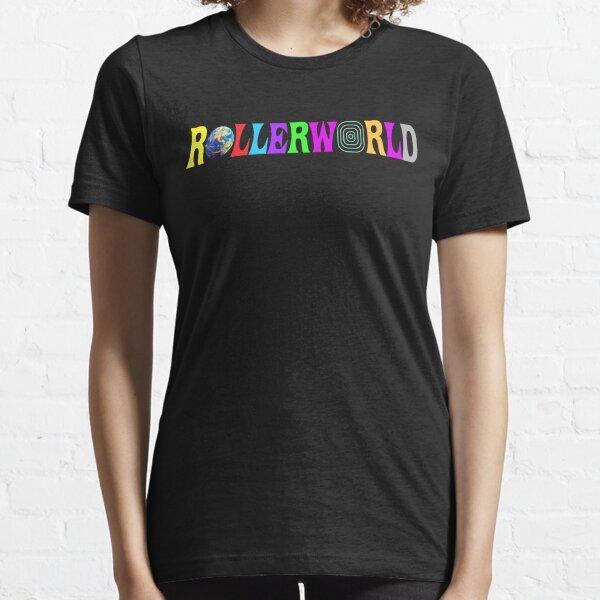 Sur mon bloc - RollerWorld T-shirt essentiel
