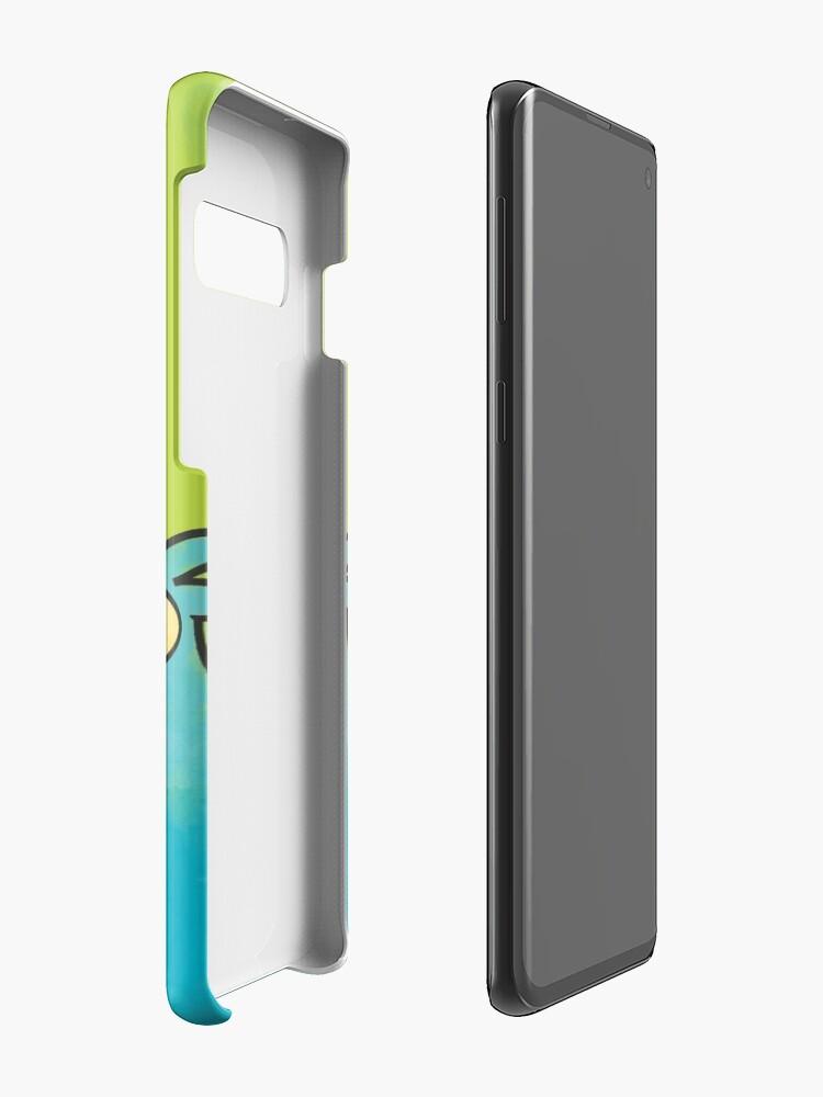 Alternative Ansicht von Bravo Dooby Doo Hülle & Klebefolie für Samsung Galaxy