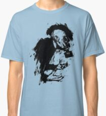 The Lonely Hunter (Ink/Brush Version) Classic T-Shirt
