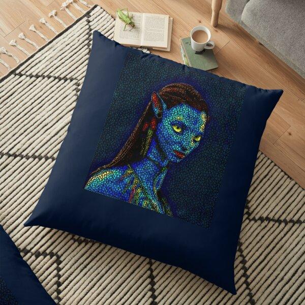 Neytiri (Avatar) Floor Pillow