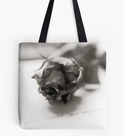 Make You Believe  Tote Bag