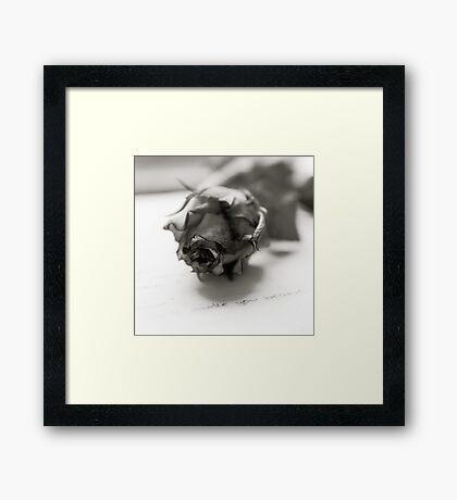 Make You Believe  Framed Print
