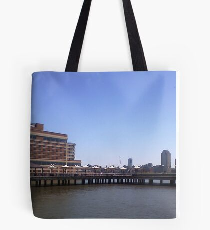Jersey City Jettison Tote Bag