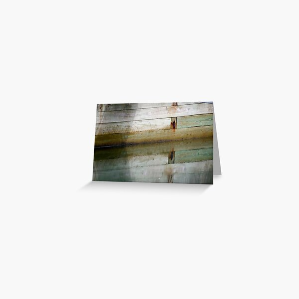 Wet & Dry Greeting Card