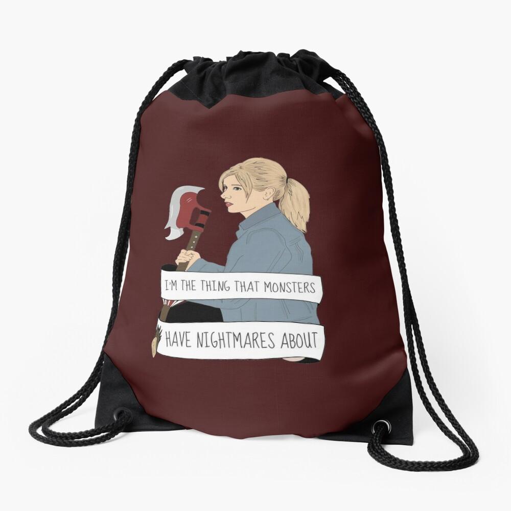 Buffy Summers - Chosen Drawstring Bag