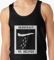 Democracy Delivered Men's Tank Top