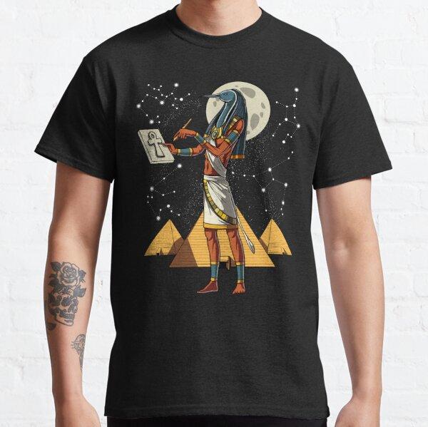 Egyptian God Thoth Classic T-Shirt