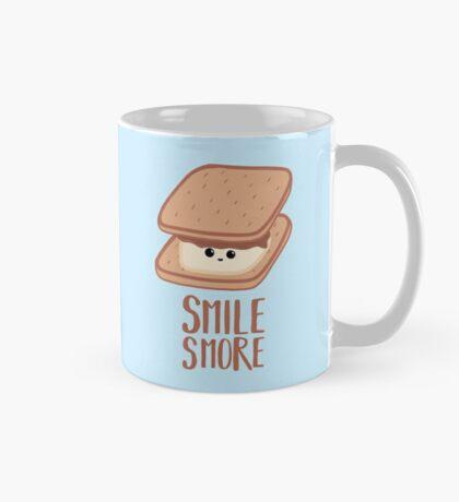 SMORE - SMILE T Shirt - Smores - Design Gifts Mug