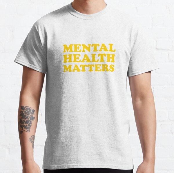 Mental healt present Mental Health Matters Shirt Mental healt tee Therapist Gift Mental Health T-Shirt Mental Health Awareness Shirt