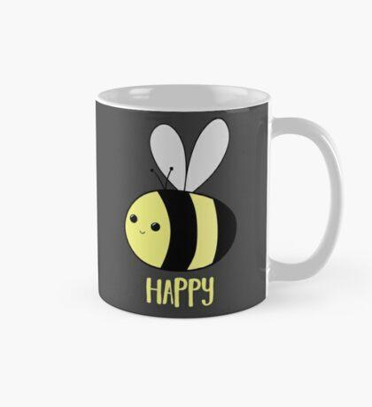 BEE Happy - Bee Pun  Mug